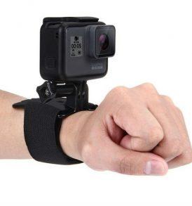 Wrist Arm Strap Mount .Βάση action camera για προσαρμογή στο καρπό χεριού - ZT523 OEM
