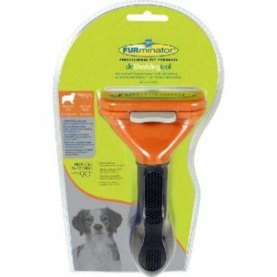 Βούρτσα απομάκρυνσης τριχών για σκύλους FURMINATOR MEDIUM DOG LONG HAIR