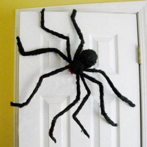 Τεράστια χνουδωτή λούτρινη αράχνη μήκους 1.5 μέτρα αναδιπλούμενη - S150SPD OEM