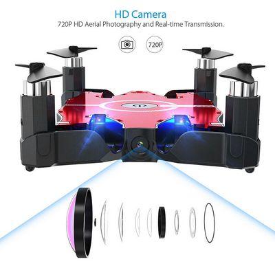 Selfie Drone 720p με WIFI Τετρακόπτερο Quadcopte FPV αναδιπλούμενο  - T49 GoolRC