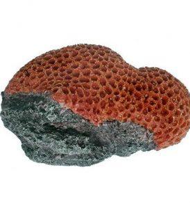 Διακοσμητικό βυθού ενυδρείου θαλάσσιο σφουγγάρι σπόγγος κοράλλι σε πέτρα - SYJW102 OEM