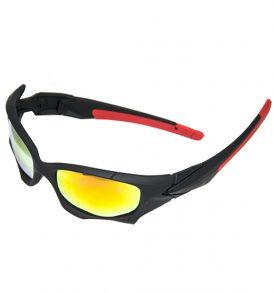 Σπορ γυαλιά απορροφητικά κατάλληλα για μότο χιόνι ποδήλατο με εξωτερικό πορτοκαλί καθρεπτίζων φακό - XM1196