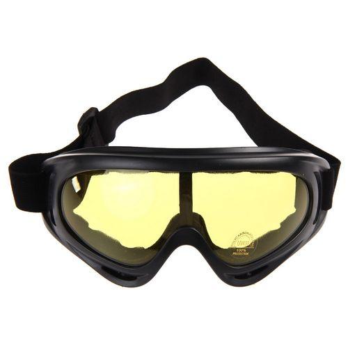 Goggles σπορ γυαλιά μοτοσυκλέτας,ποδηλασίας MTB,σκι,απορροφητικά yellow UV - X405