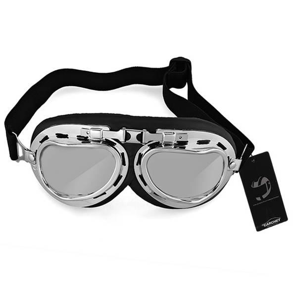 Goggles σπορ γυαλιά μοτοσυκλέτα,ποδηλασία MTB,σκι,απορροφητικά Vintage Aviator UV - X406
