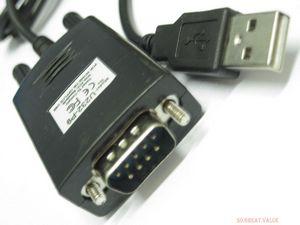 Μετατροπέας καλώδιο USB σε RS-232 9-pin DB9 Serial Cable 80cm  Adapter - RSDB80 OEM