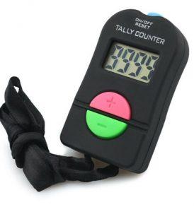 Ηλεκτρονικό κλίκερ μετρητής χειρός που προσθέτει και αφαιρεί για μέτρηση ατόμων κλπ - Z1000 OEM