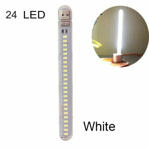 Πολύ ισχυρό USB Φως με 24 LED για σύνδεση στο USB οποιασδήποτε συσκευής - 24YHT OEM
