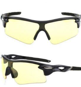 Ανθεκτικά γυαλιά UV400 ποδηλασίας μοτό με ενίσχυση νυχτερινής φωτεινότητας - NV02 OEM