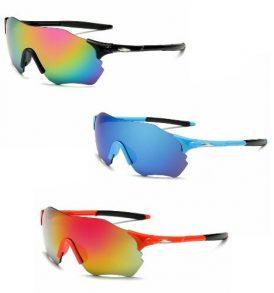 Ανθεκτικά σπορ γυαλιά UV400 ποδηλασίας , μοτοσυκλέτας και outdoors sports – OULAIOU93 OEM