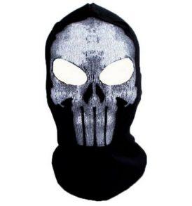 Μπαλακλάβα full face unisex, με φιγούρα Tactical Nightmare Comic - PUNR10 OEM