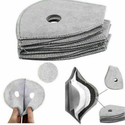 Τετραπλό φίλτρο προστασίας 4 Layers συμβατό για αθλητικές και ποδηλατικές μάσκες - 4XFLT OEM