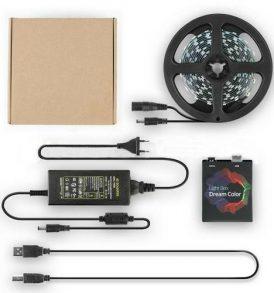 4m Ambilight ταινία RGB LED 5.76W/m30 led/m 5050 με USB για ατμοσφαιρική οθόνη  - AML400 OEM