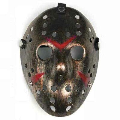 Μάσκα Jason Hockey Halloween από ανθεκτικό πλαστικό υλικό unisex   - JSH2023 OEM