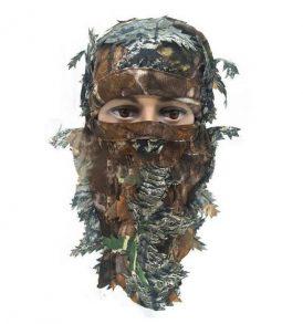 Μπαλακλάβα full face στρατιωτικού τύπου καμουφλάζ δάσους  - CFOR40 OEM